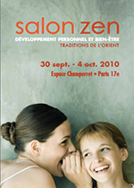Salon ZEN 2010 à Paris