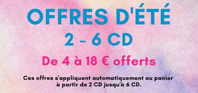 offres été 2021 : Albums Jacotte Chollet