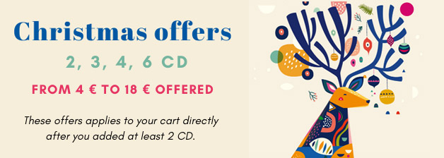 christmas offers jacotte chollet CD