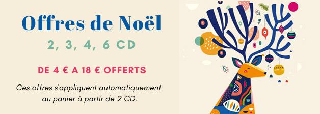 offres de noel 2019 - catalogue CD Jacotte chollet