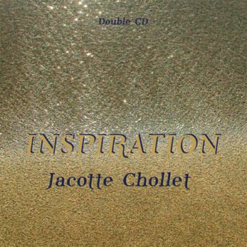 CD Inspiration (2CD) - Jacotte Chollet
