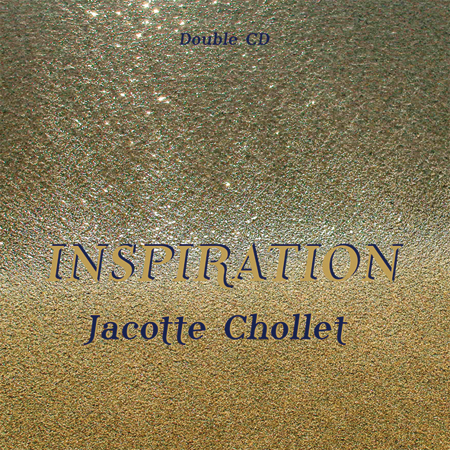 CD Inspiration (2CD) - Jacotte Chollet