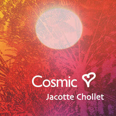 CD Cosmic Heart Jacotte Chollet