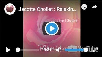méditation relaxation profonde pleine conscience musique jacotte chollet
