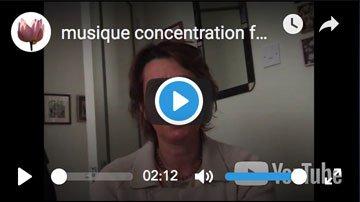 musique concentration focus