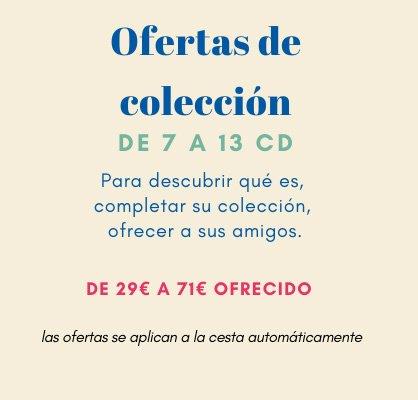 Ofertas de coleccion CD Jacotte Chollet