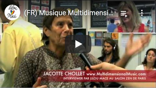 interview Lilou Macé @ la tele de lilou : jacotte chollet
