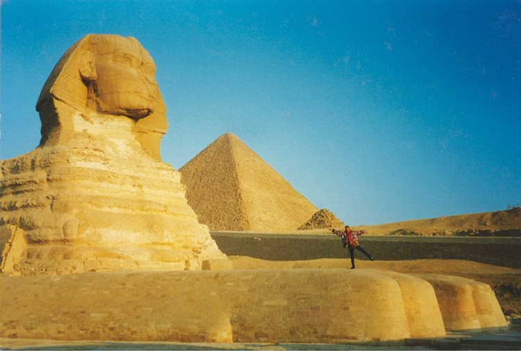 En tête à tête avec le Sphinx